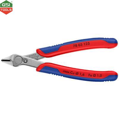 Kìm cắt chân linh kiện dòng Super Knips 125