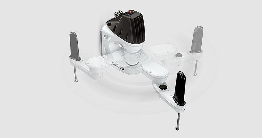 Robot TP80 arm