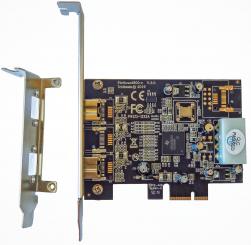 Card hình ảnh cho camera Fireboard800-e V.3 1394b