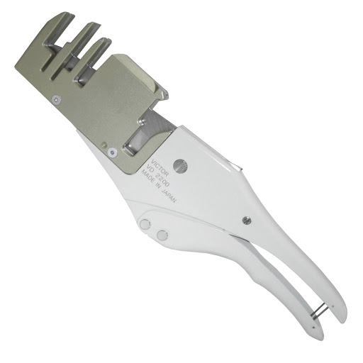 Dao cắt máng nhựa điều hòa Victor VD-2200