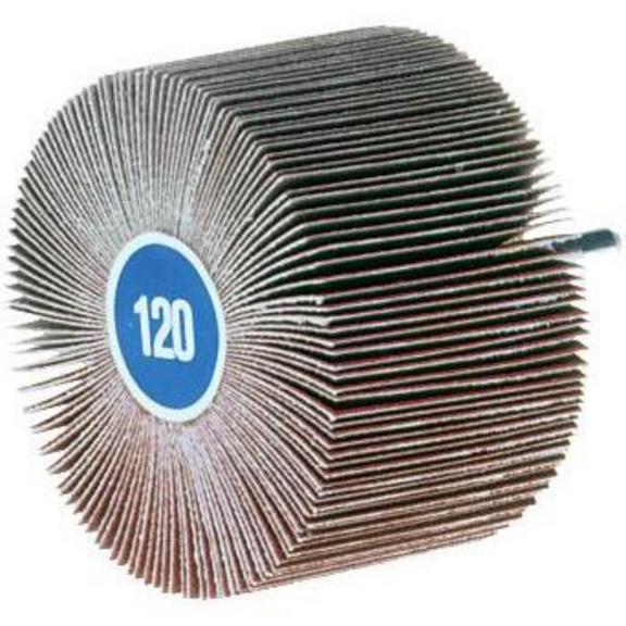 Nhám xếp trụ chuôi 6 Atorn P120