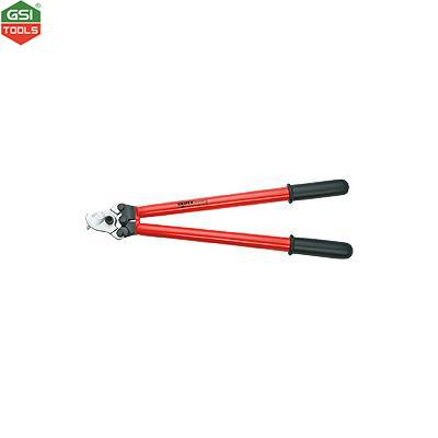 Kìm cắt cáp cách điện VDE 1000V Cable Shears Knipex cỡ Ø27mm/600mm